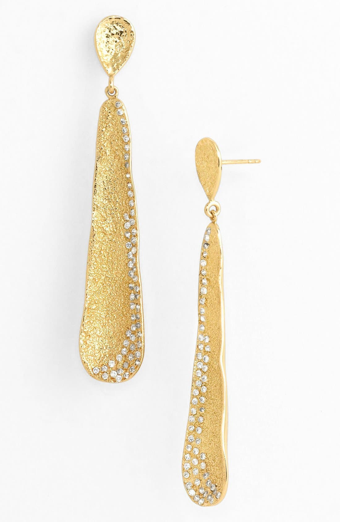 Alternate Image 1 Selected - Melinda Maria 'Hepburn' Pod Earrings