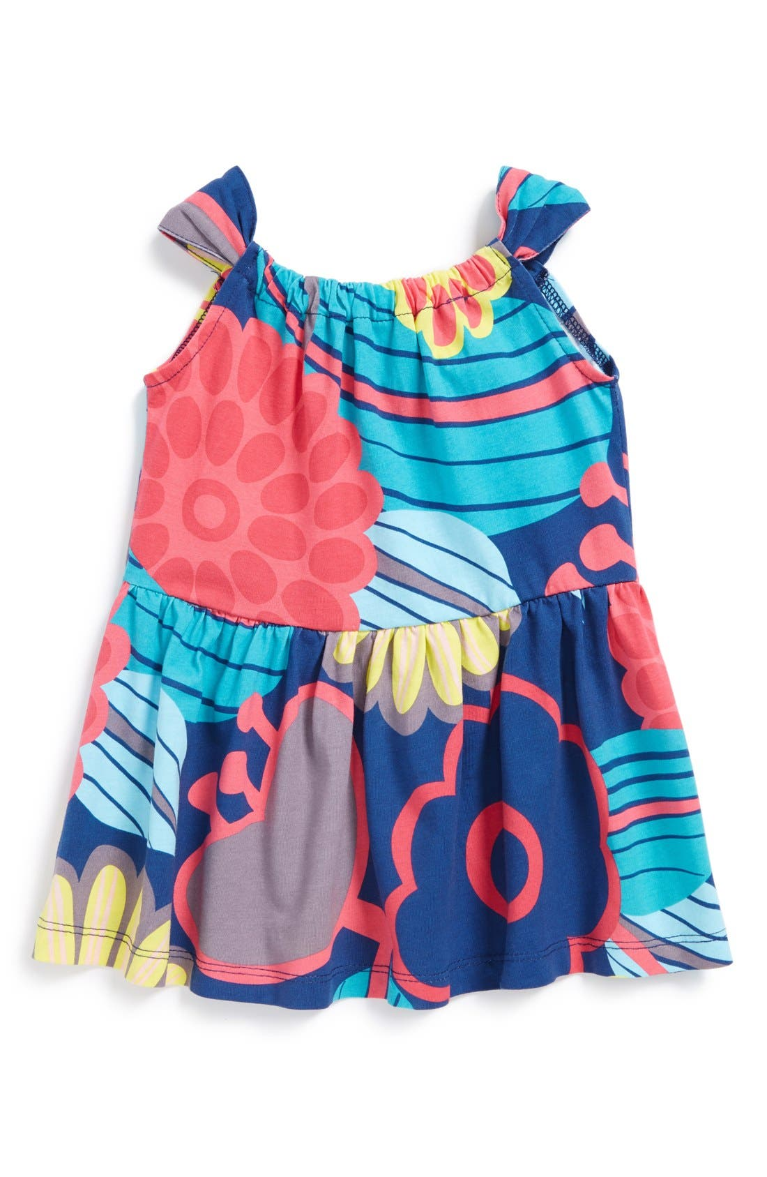 Alternate Image 1 Selected - Tea Collection 'Mod Gypsy' Twirl Top (Baby Girls)