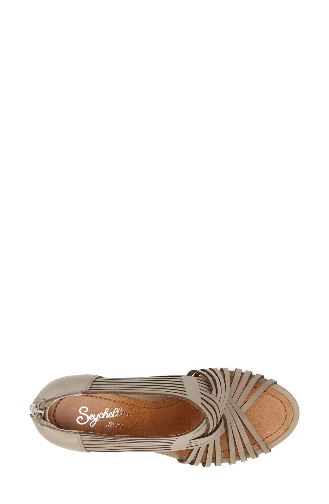 Alternate Image 3  - Seychelles 'Get To Know Me' Sandal (Women)