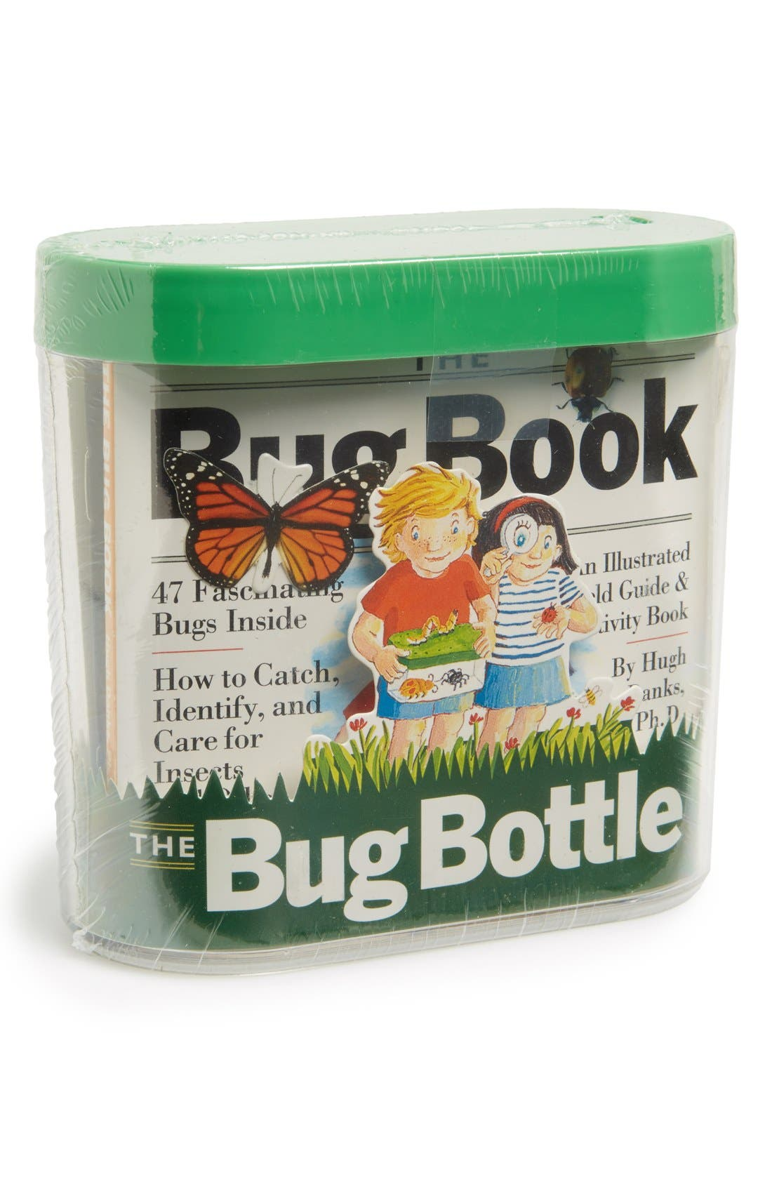 Alternate Image 1 Selected - The Bug Book & Bug Bottle Kit