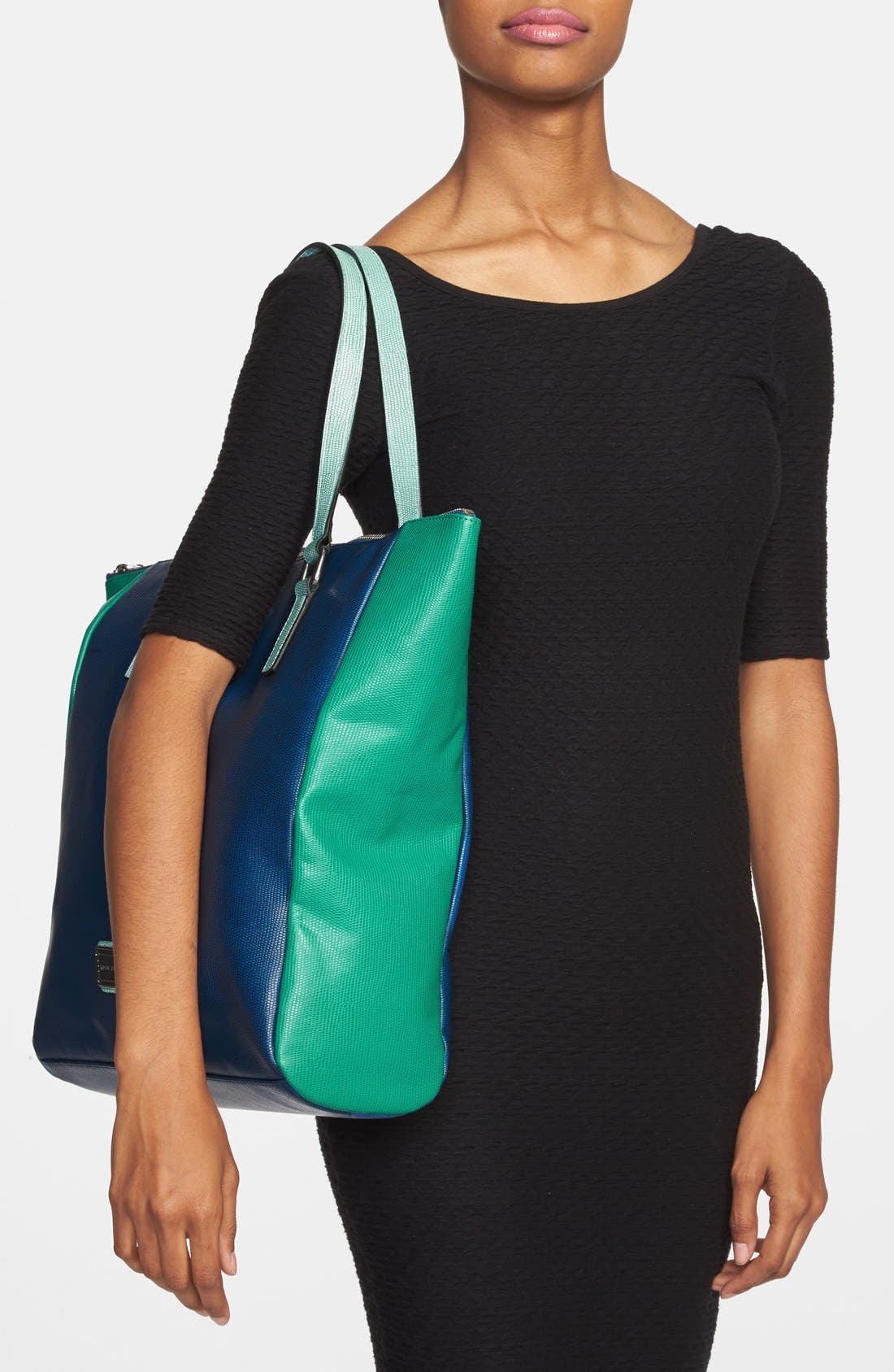 Alternate Image 2  - MARC BY MARC JACOBS 'Take Me' Leather Tote