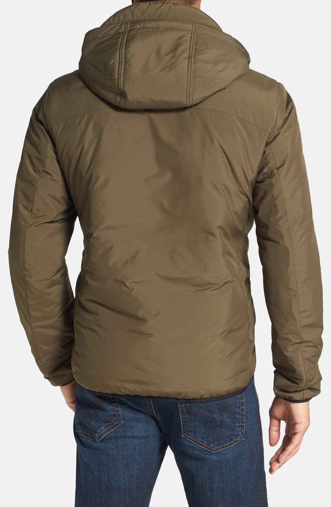Alternate Image 2  - Victorinox Swiss Army® 'Rigton' Thermore® Insulated Water Resistant Jacket