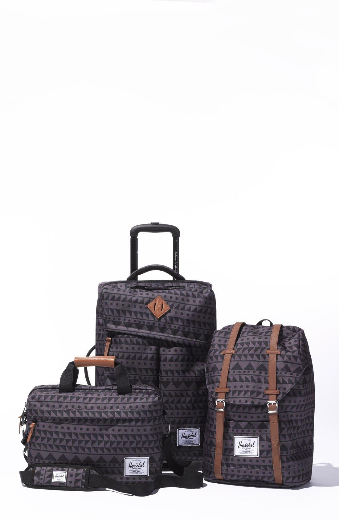 Alternate Image 4  - Herschel Supply Co. 'Clark' Large Volume Messenger Bag