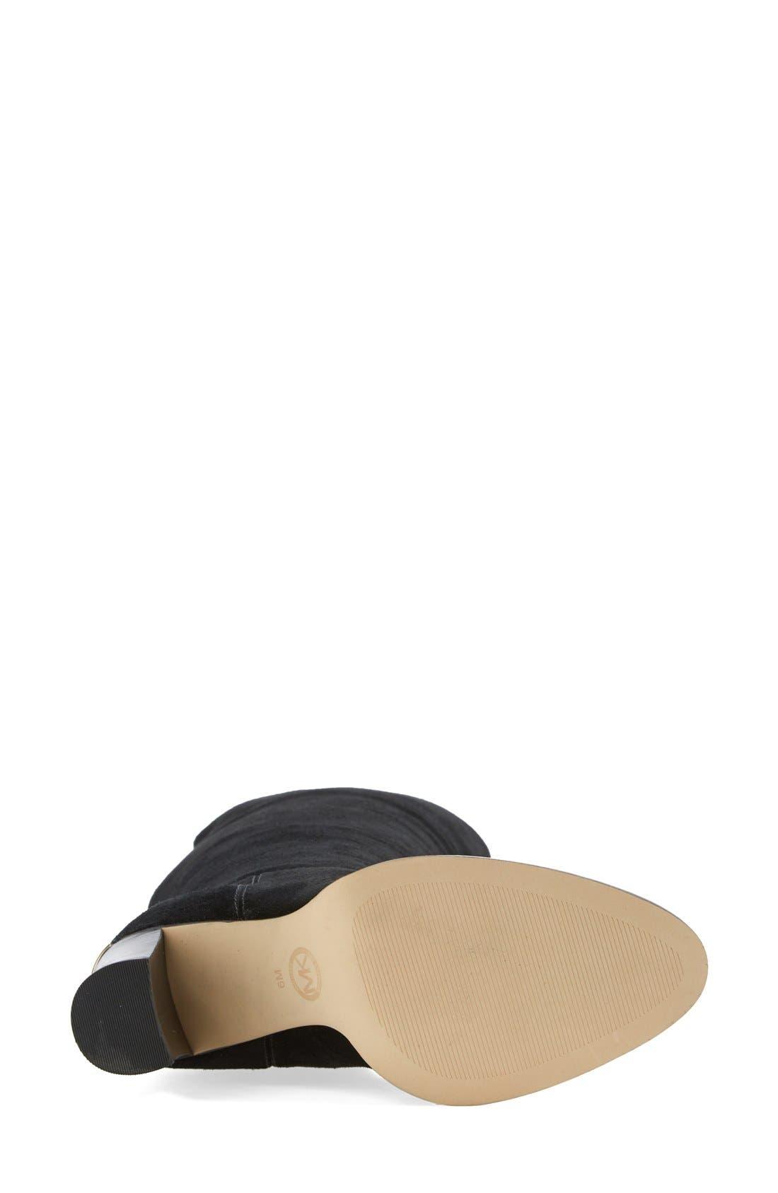Alternate Image 4  - MICHAEL Michael Kors 'Regina' Over the Knee Boot (Women)