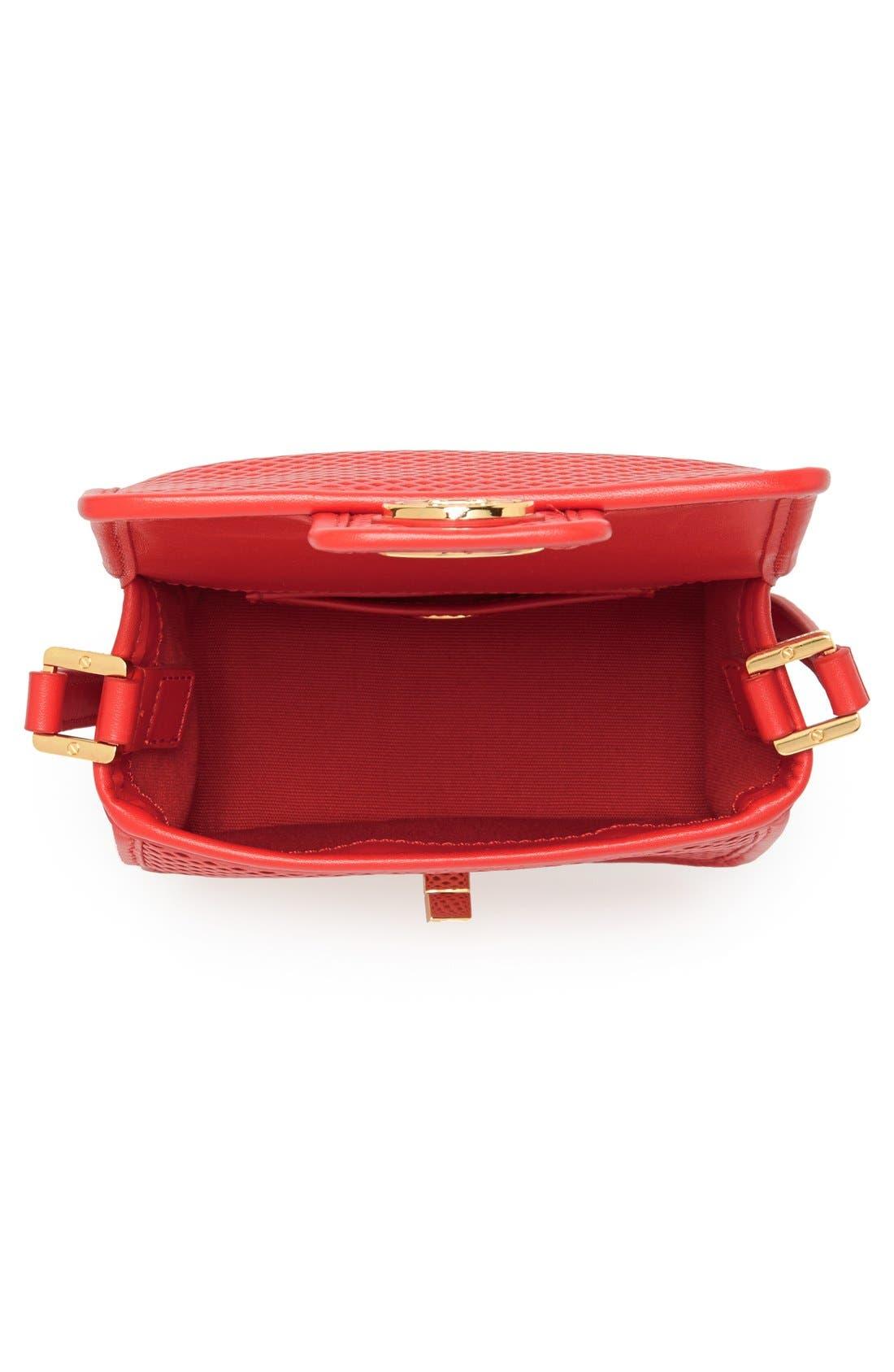 Alternate Image 3  - Tory Burch 'Mini Harper' Leather Crossbody Bag