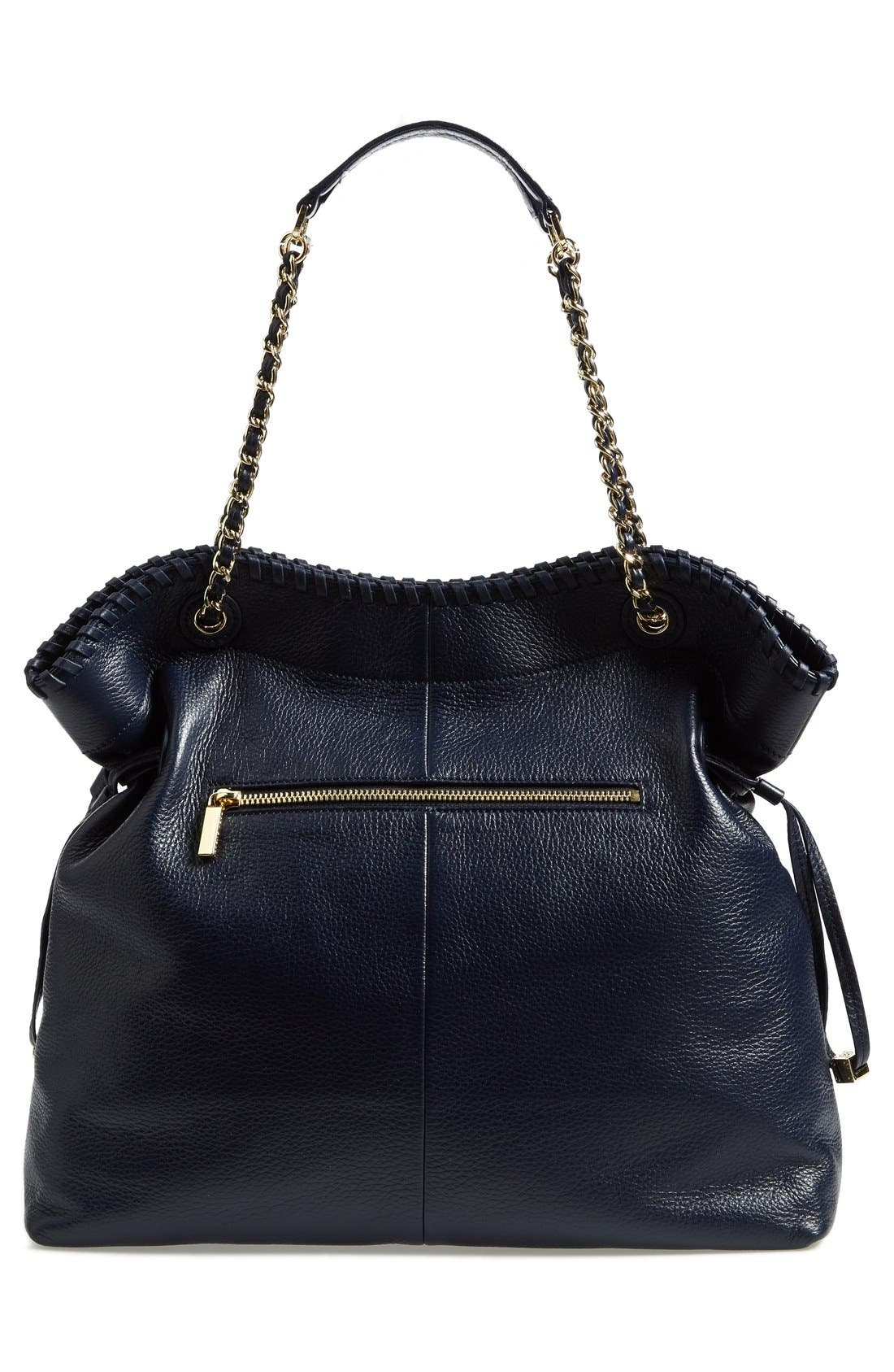 Alternate Image 4  - Tory Burch 'Marion' Leather Tote
