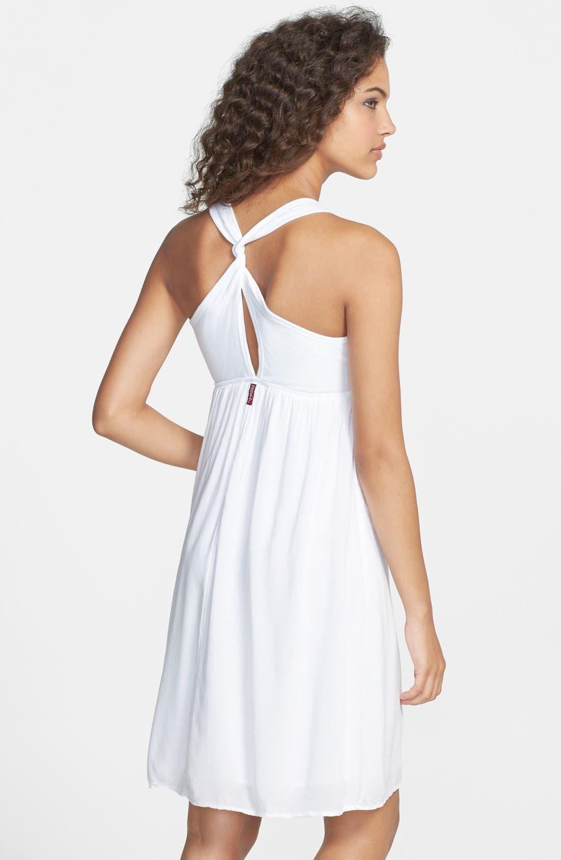 Alternate Image 2  - Hard Tail Twisty Back Dress