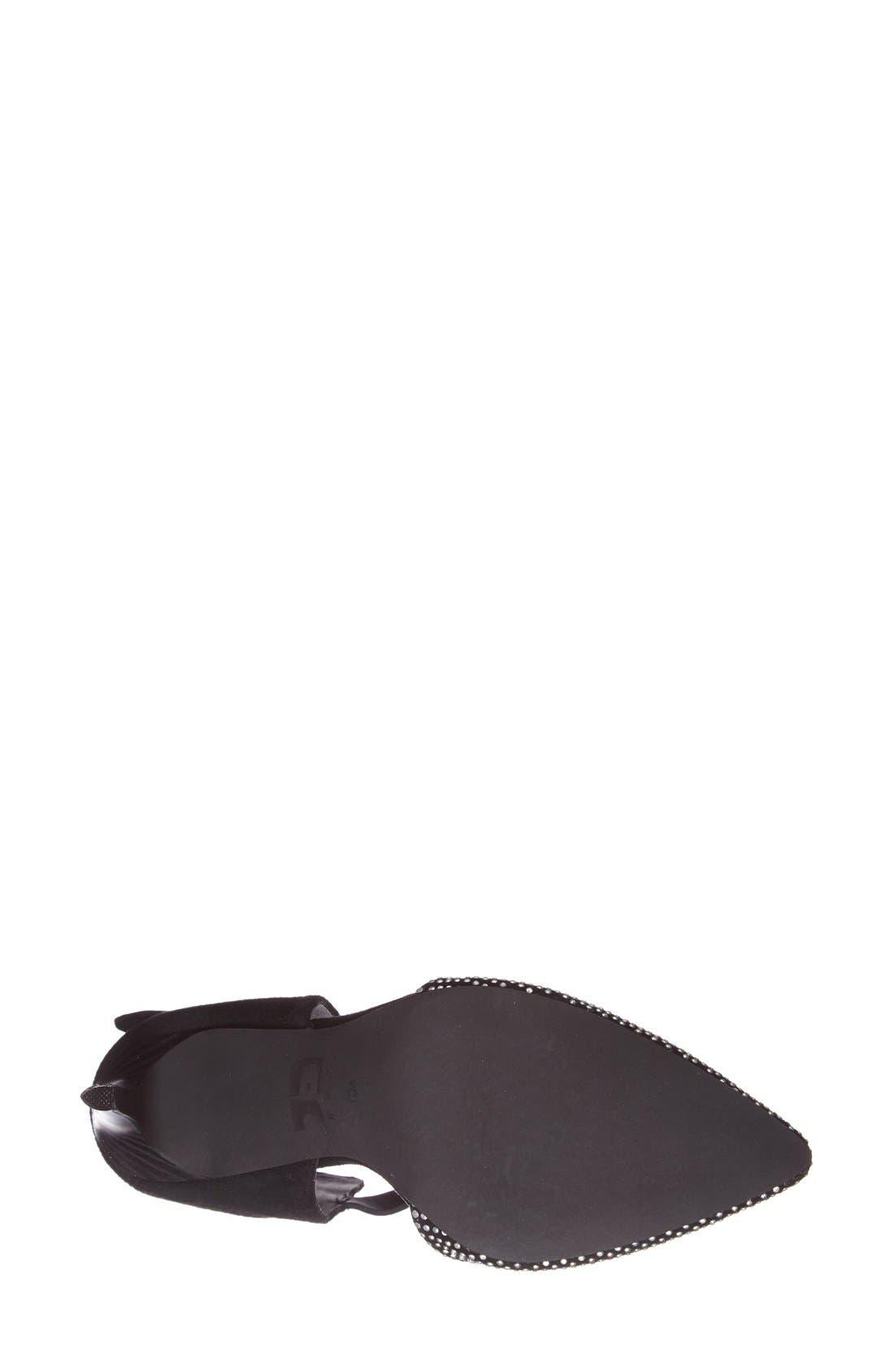 'Laney' Pump,                             Alternate thumbnail 4, color,                             Black