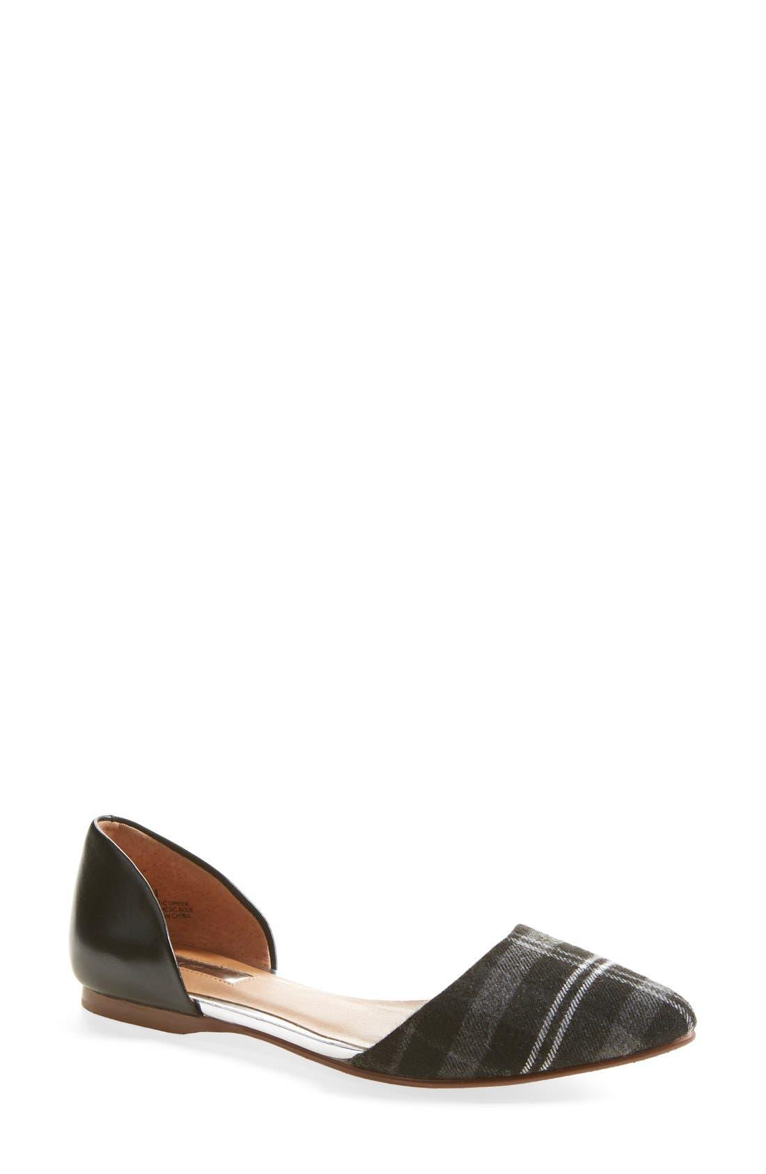 Main Image - Halogen® 'Kayla' d'Orsay Flat