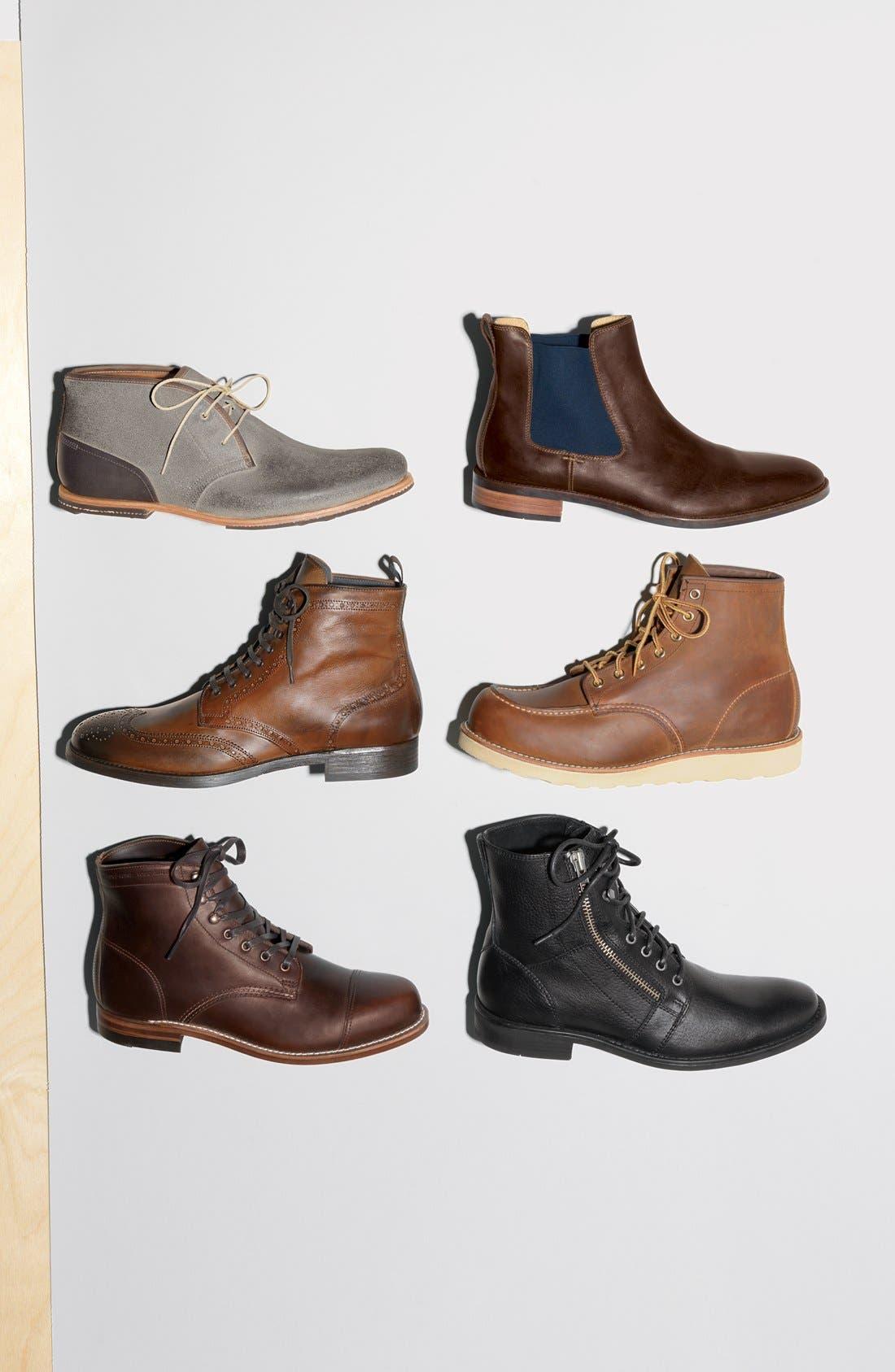 Moc Toe Boot,                             Alternate thumbnail 7, color,