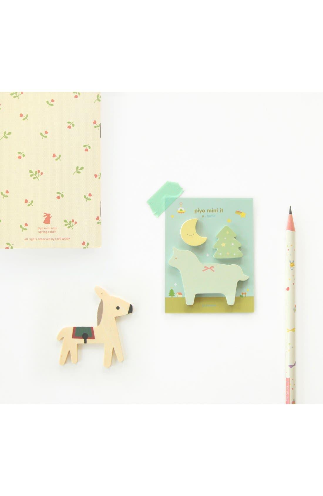 Alternate Image 3  - Poketo 'Friends' Peel & Stick Book Tabs