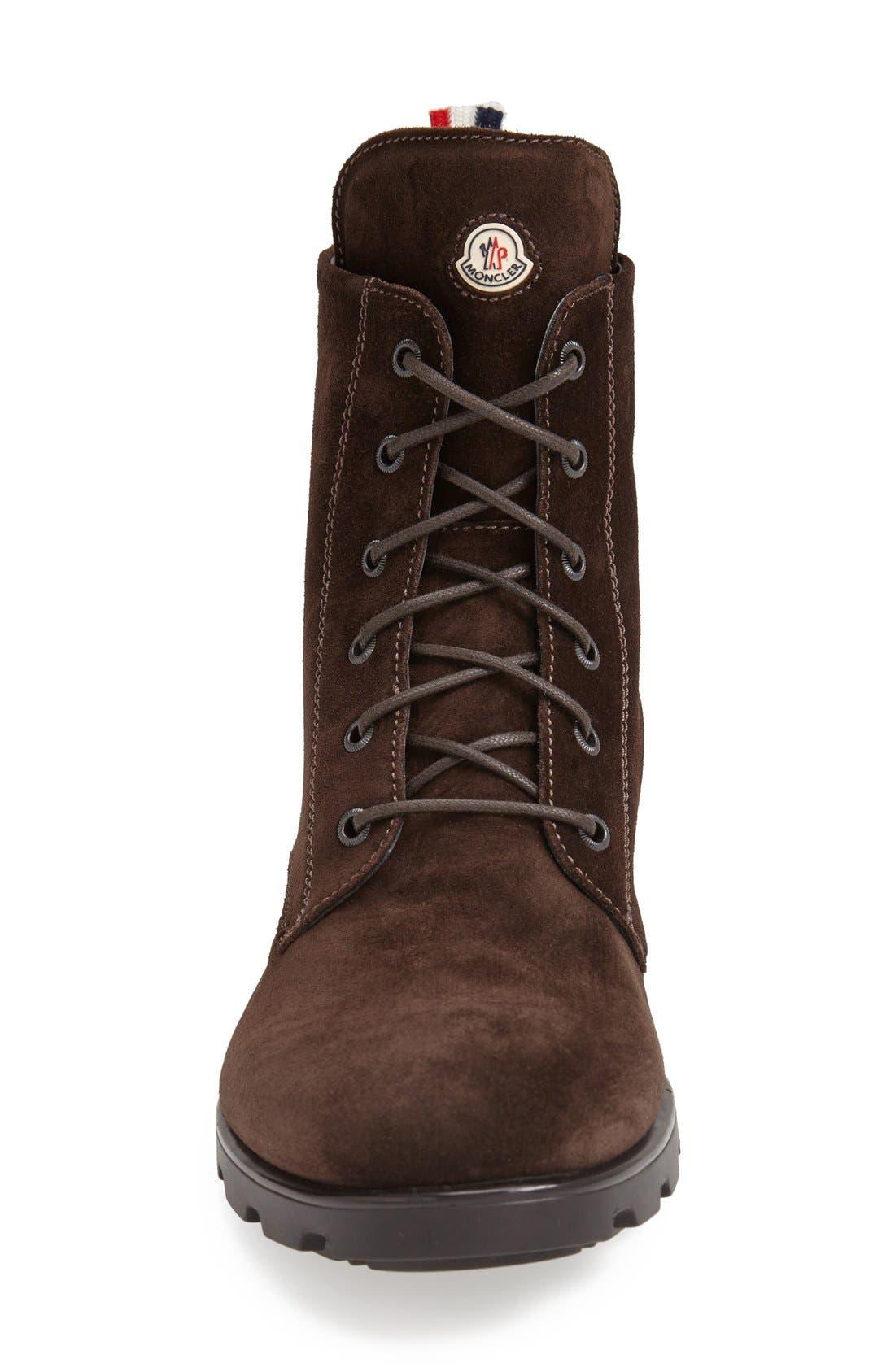 Alternate Image 3  - Moncler 'Vancouver' Plain Toe Boot (Men)