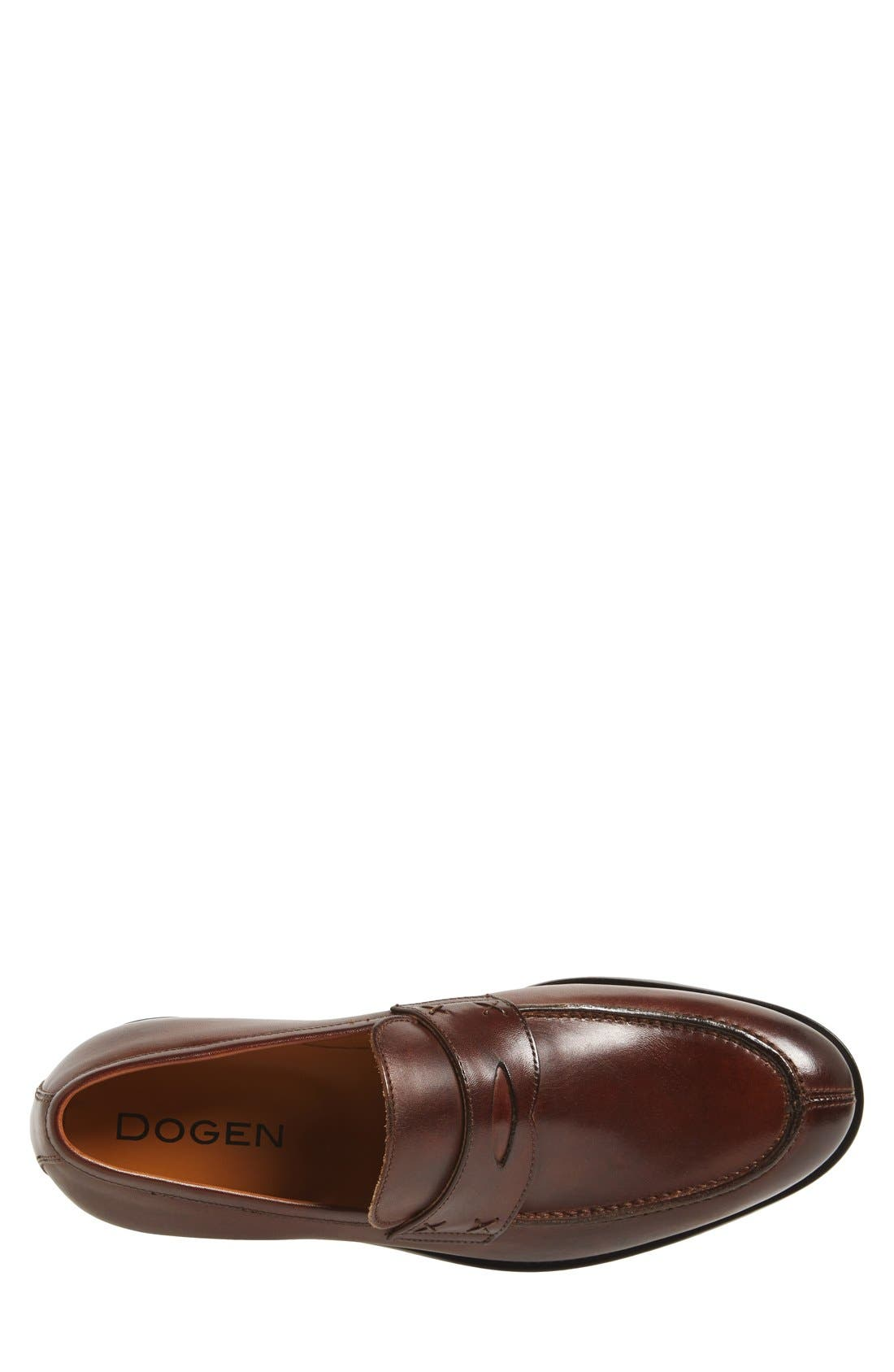 Alternate Image 3  - Dogen 'Vitello Crust' Penny Loafer (Men)