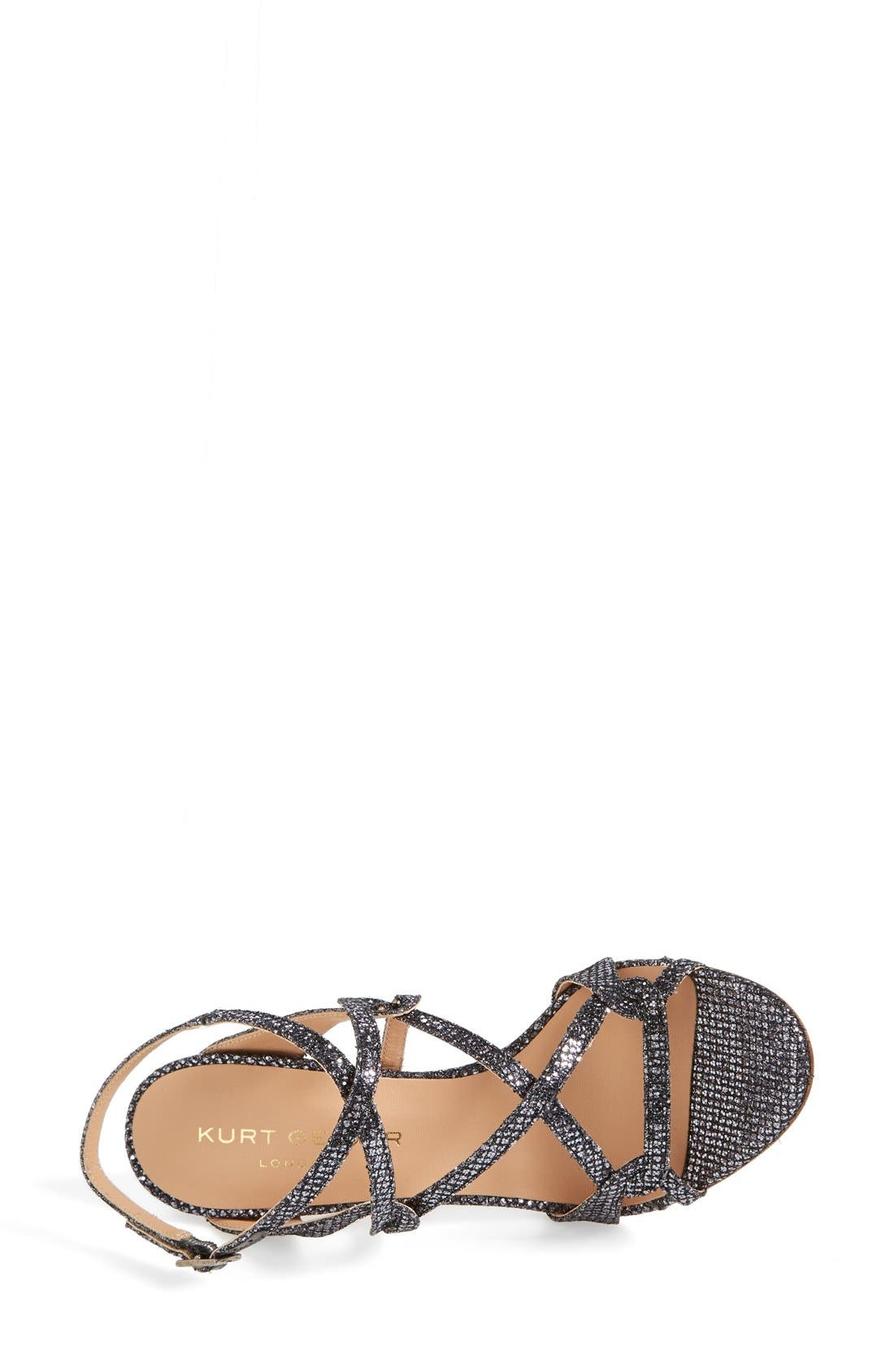 Alternate Image 3  - Kurt Geiger London 'Maxi' Strappy Sandal (Women)