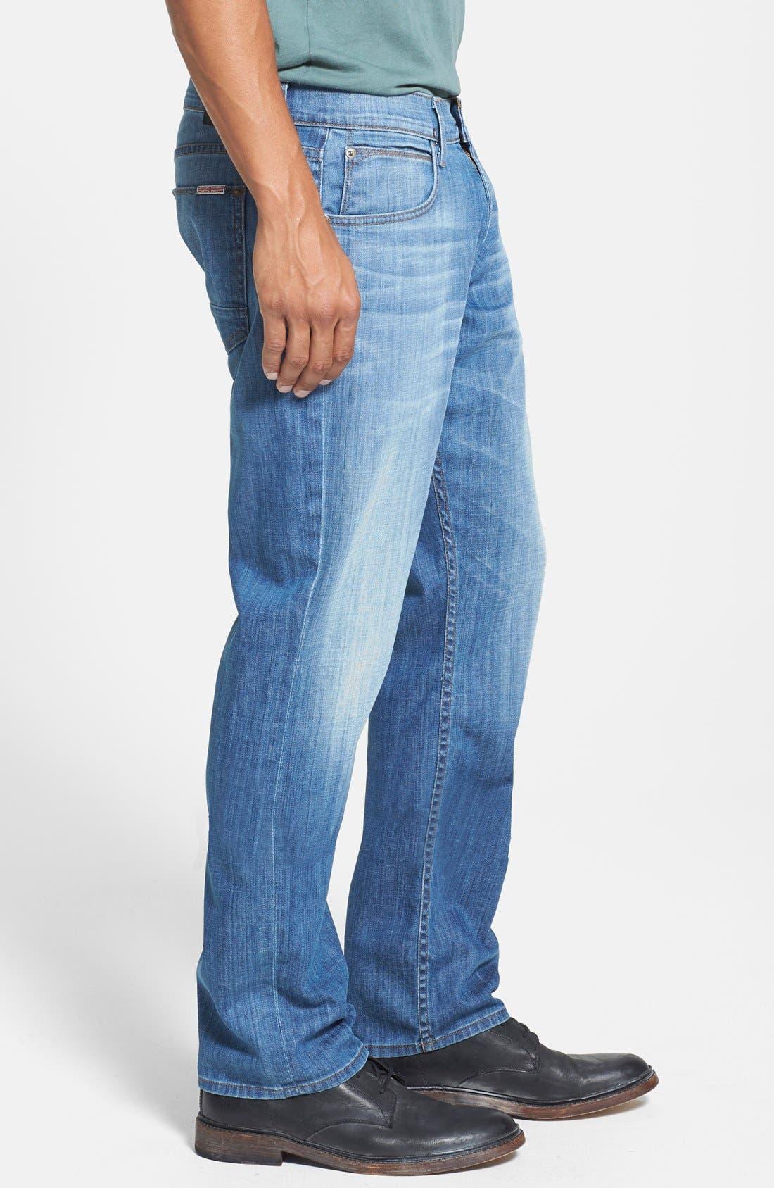 Alternate Image 3  - Hudson Jeans 'Byron' Straight Leg Jeans (Comrade)