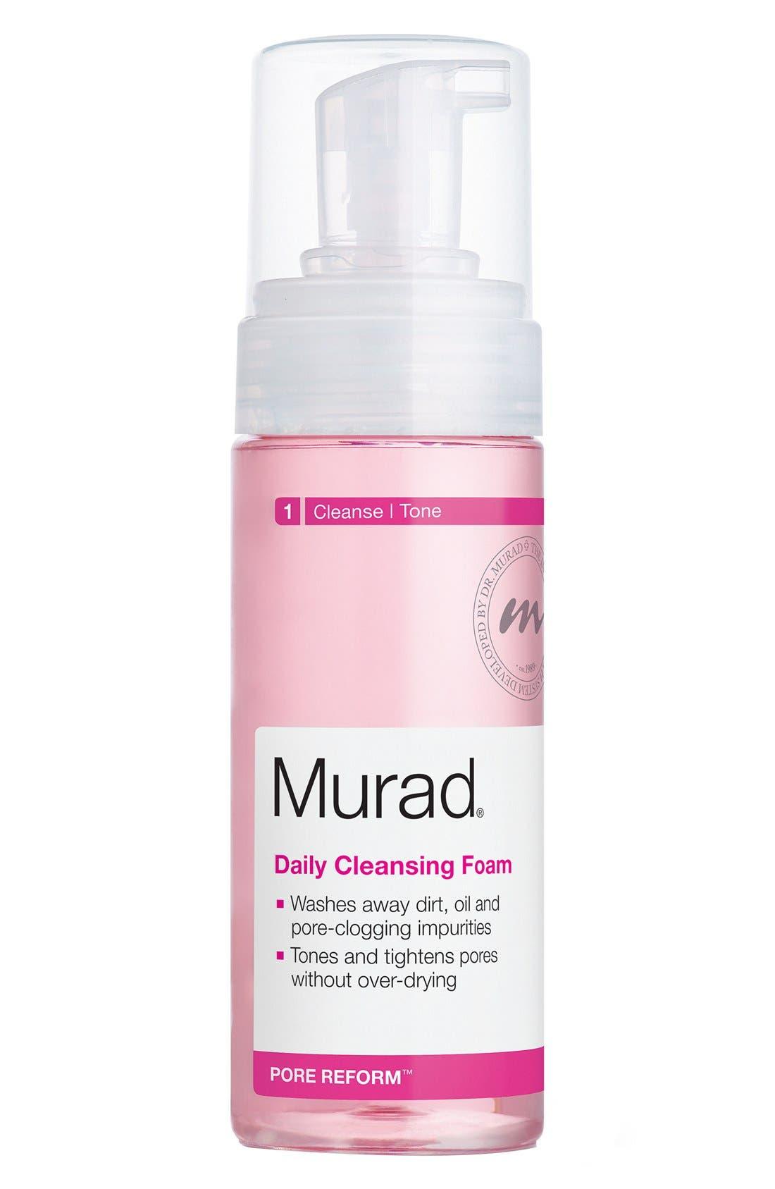 Murad® Daily Cleansing Foam