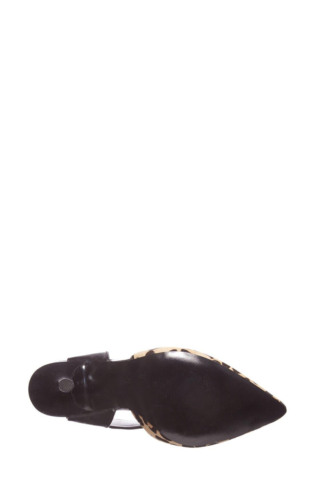 Alternate Image 4  - Steve Madden 'Swift-L' Pointy Toe Pump (Women)