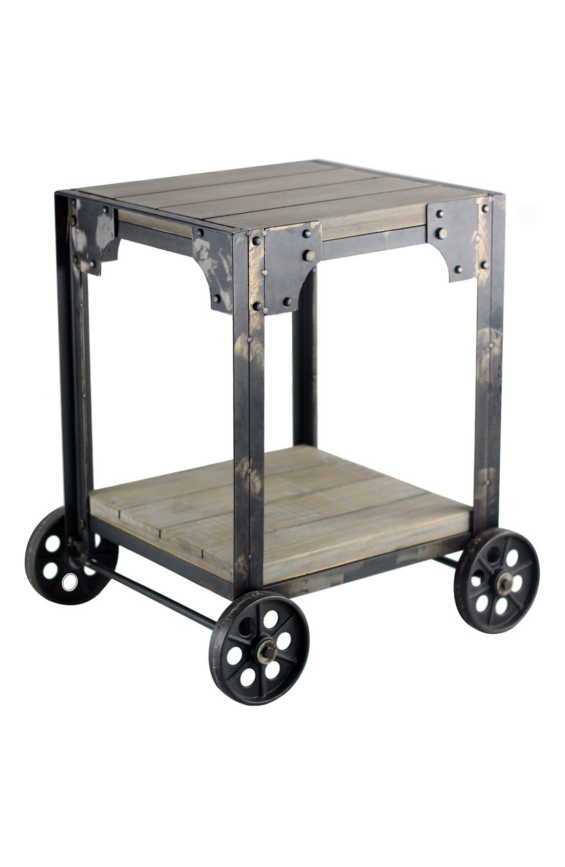 Main Image - VIP International Industrial End Table