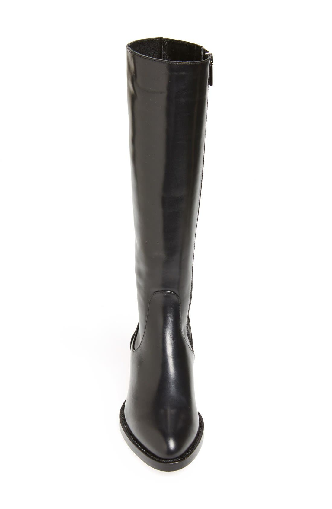 Alternate Image 3  - Aquatalia by Marvin K. 'Gabor' Weatherproof Leather Tall Boot (Women)