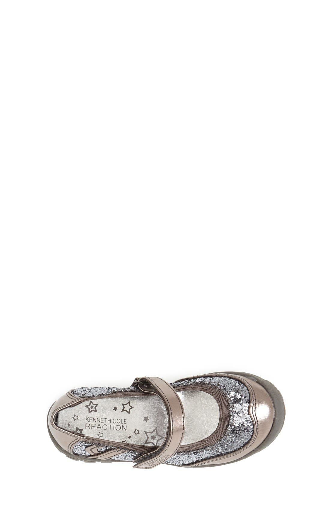 Kenneth Cole Reaction 'Leave My Bark' Mary Jane,                             Alternate thumbnail 3, color,                             Pewter
