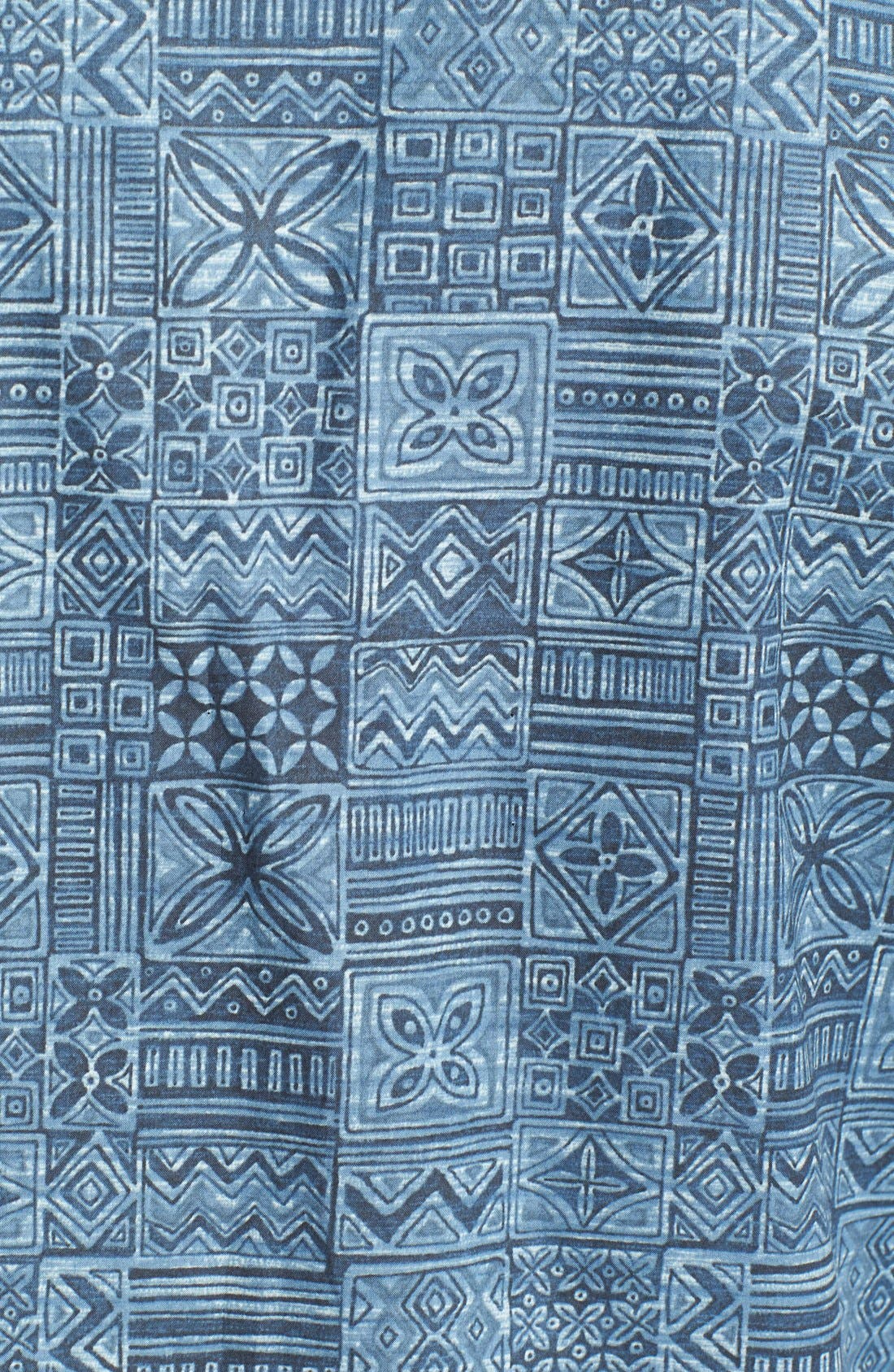 Alternate Image 3  - Tori Richard 'Tapa Maze' Cotton Lawn Campshirt