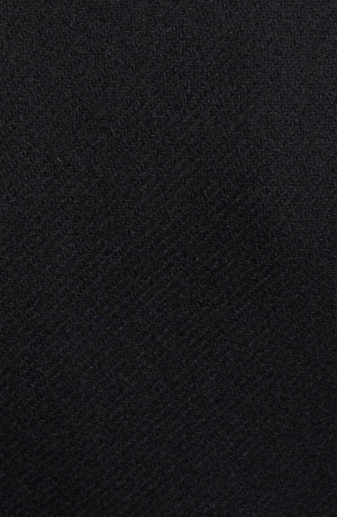 Alternate Image 5  - Burberry Brit 'Rushworth' Belted Wool Blend Coat