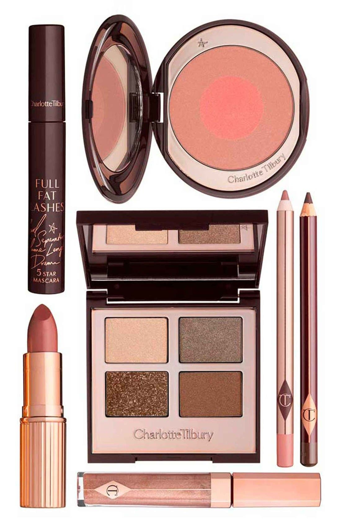 Charlotte Tilbury 'The Golden Goddess' Set ($239 Value)
