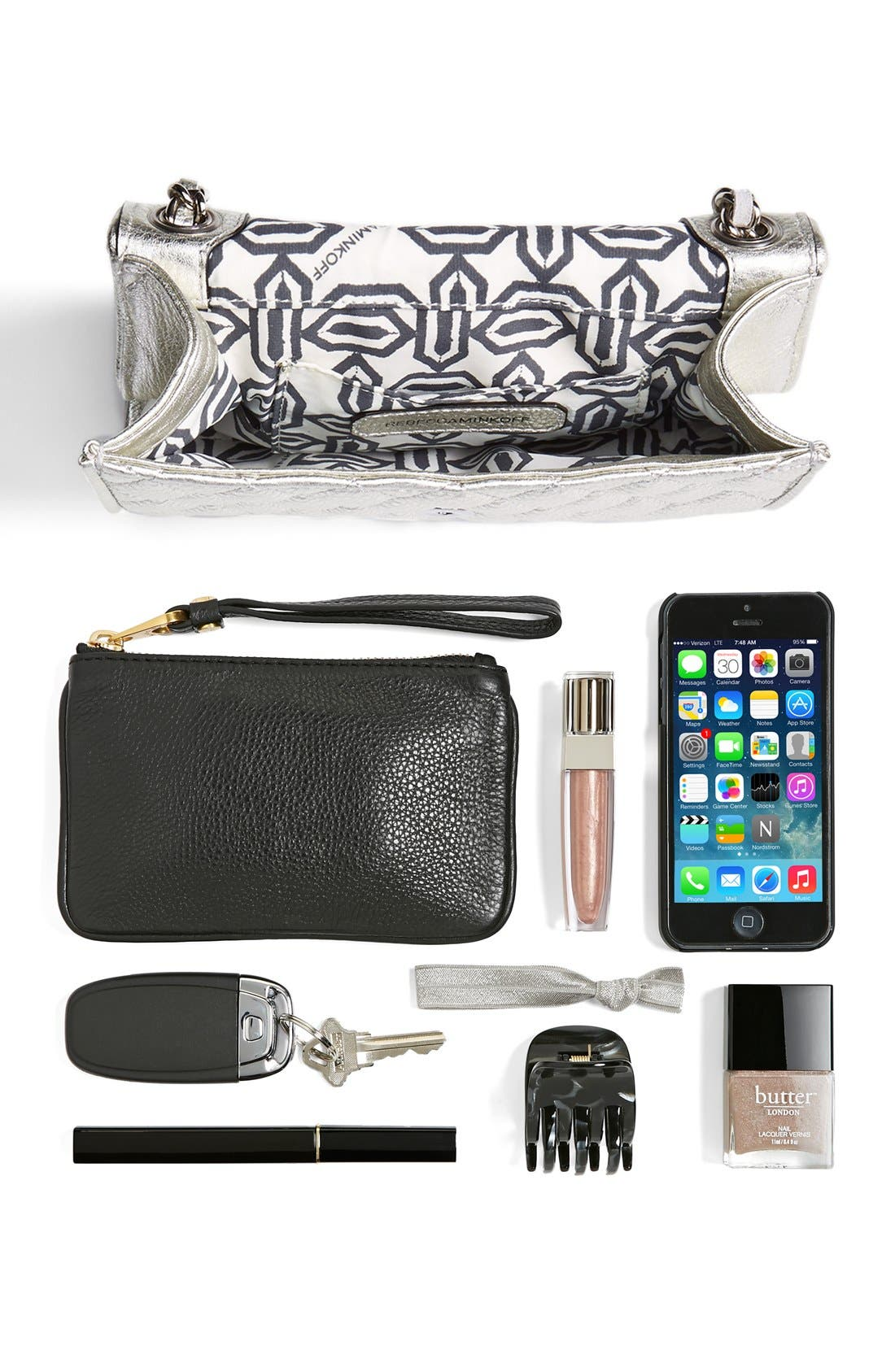 Alternate Image 5  - Rebecca Minkoff 'Mini Quilted Affair' Shoulder Bag