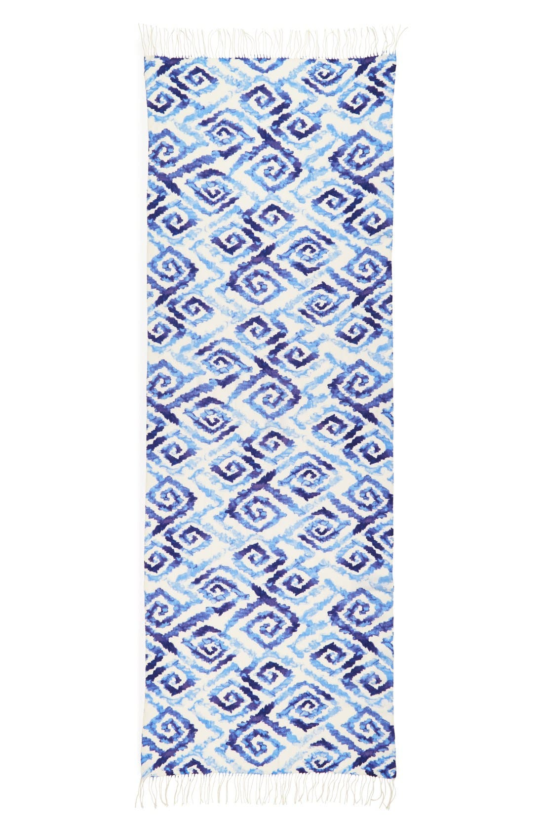 Alternate Image 2  - Nordstrom Wool & Cashmere Scarf