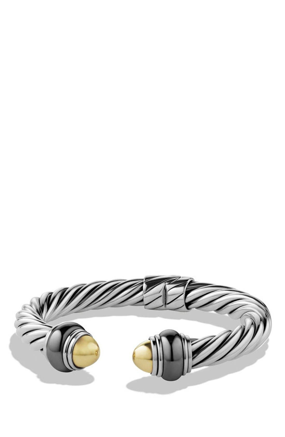 Alternate Image 1 Selected - David Yurman 'Cable Classics' Bracelet