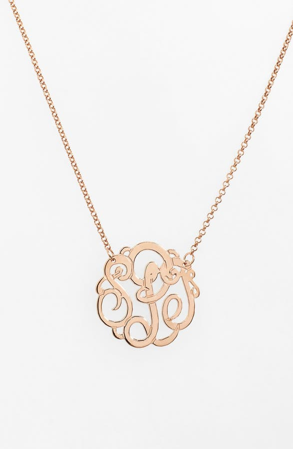 Monogram jewelry box nordstrom style guru fashion for Jewelry box with initials