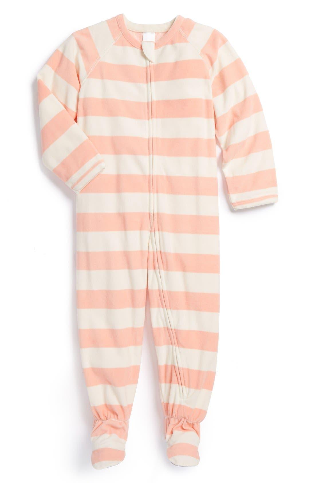 Alternate Image 1 Selected - Tucker + Tate Print Pajamas (Toddler Girls)