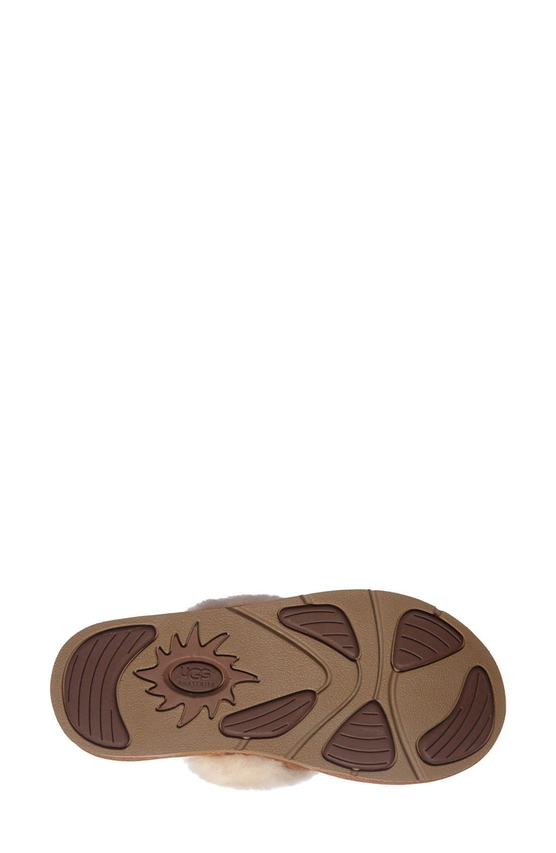 Alternate Image 4  - UGG® Australia 'Cozy II' Water Resistant Slipper (Women)
