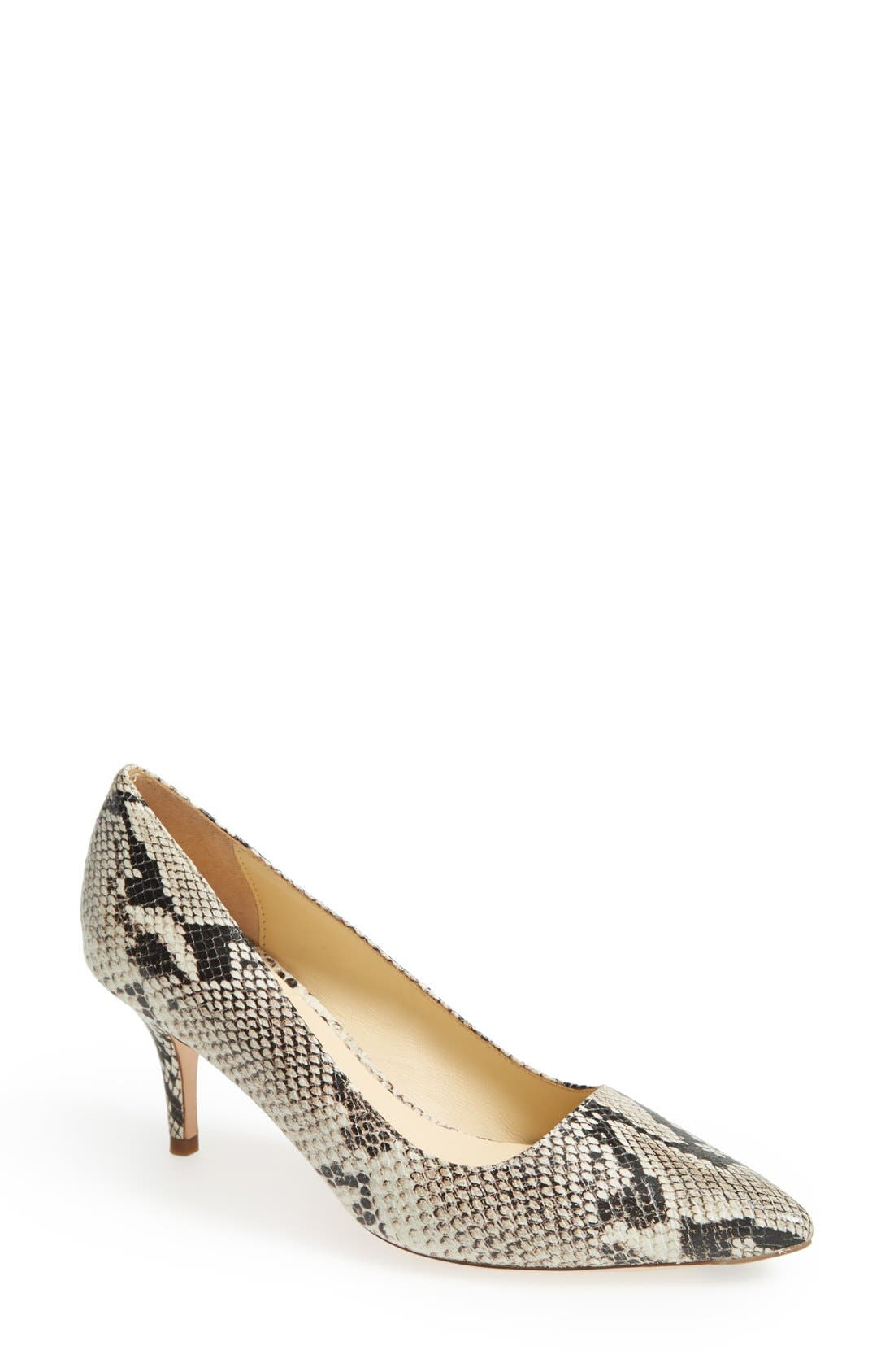 Alternate Image 1 Selected - Cole Haan 'Bradshaw' Pointy Toe Pump (Women)