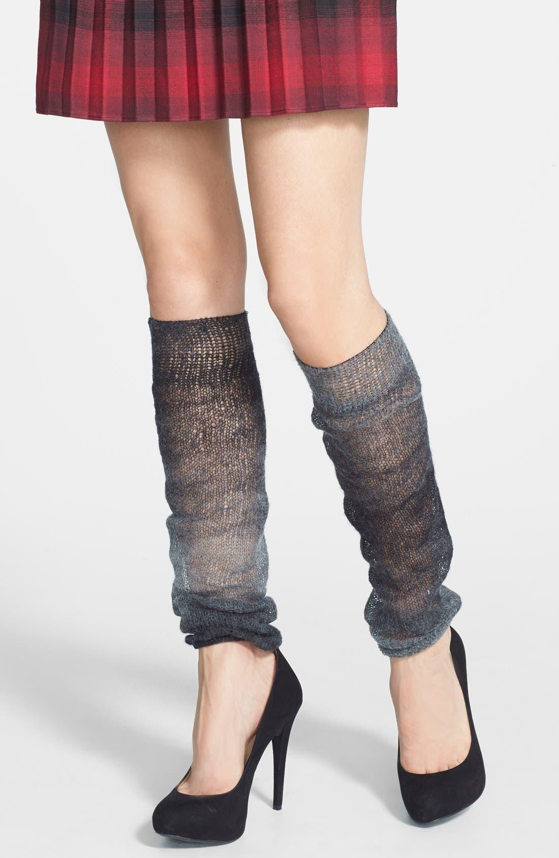 Alternate Image 1 Selected - Oroblu 'Shade' Leg Warmers