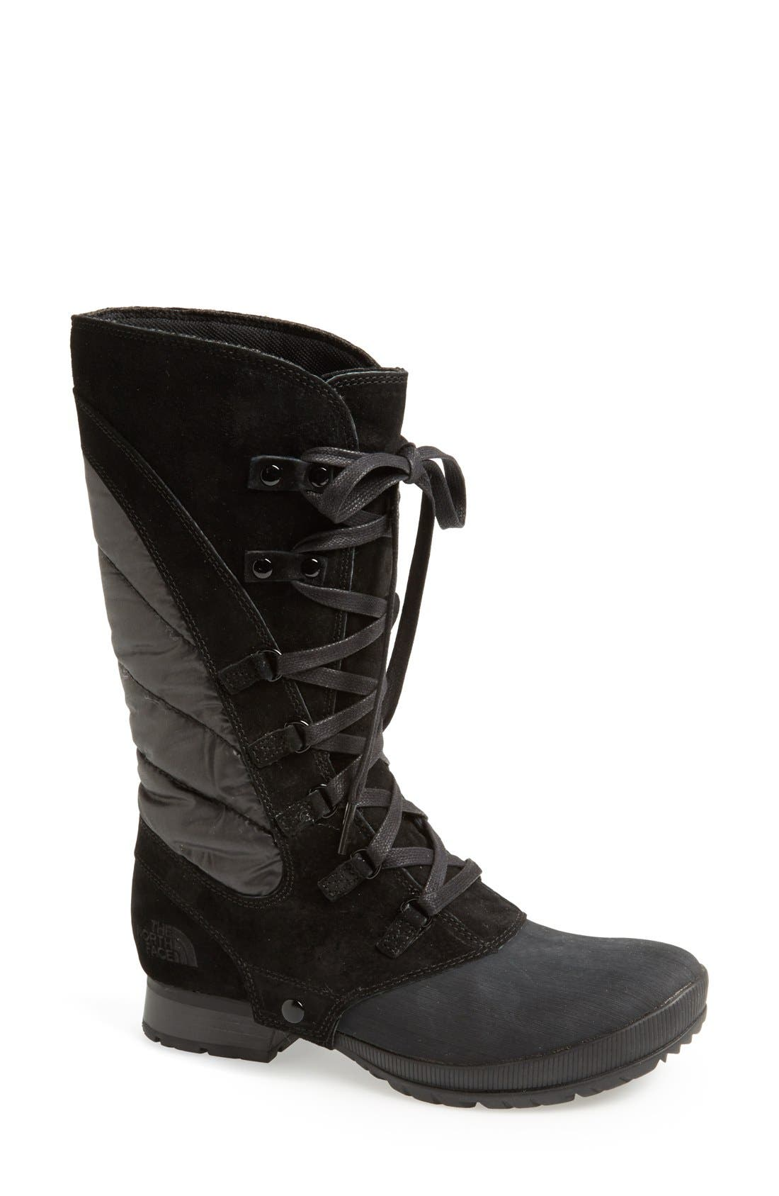 Alternate Image 1 Selected - The North Face 'Zophia' Waterproof Boot (Women)
