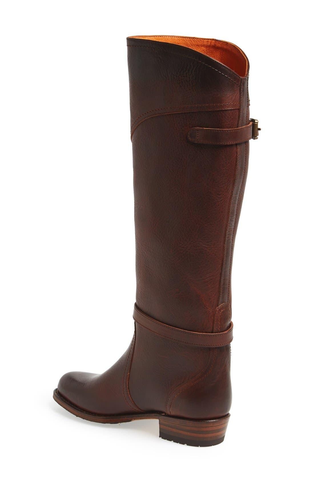 Alternate Image 2  - Frye 'Durado Lug' Riding Boot (Women)