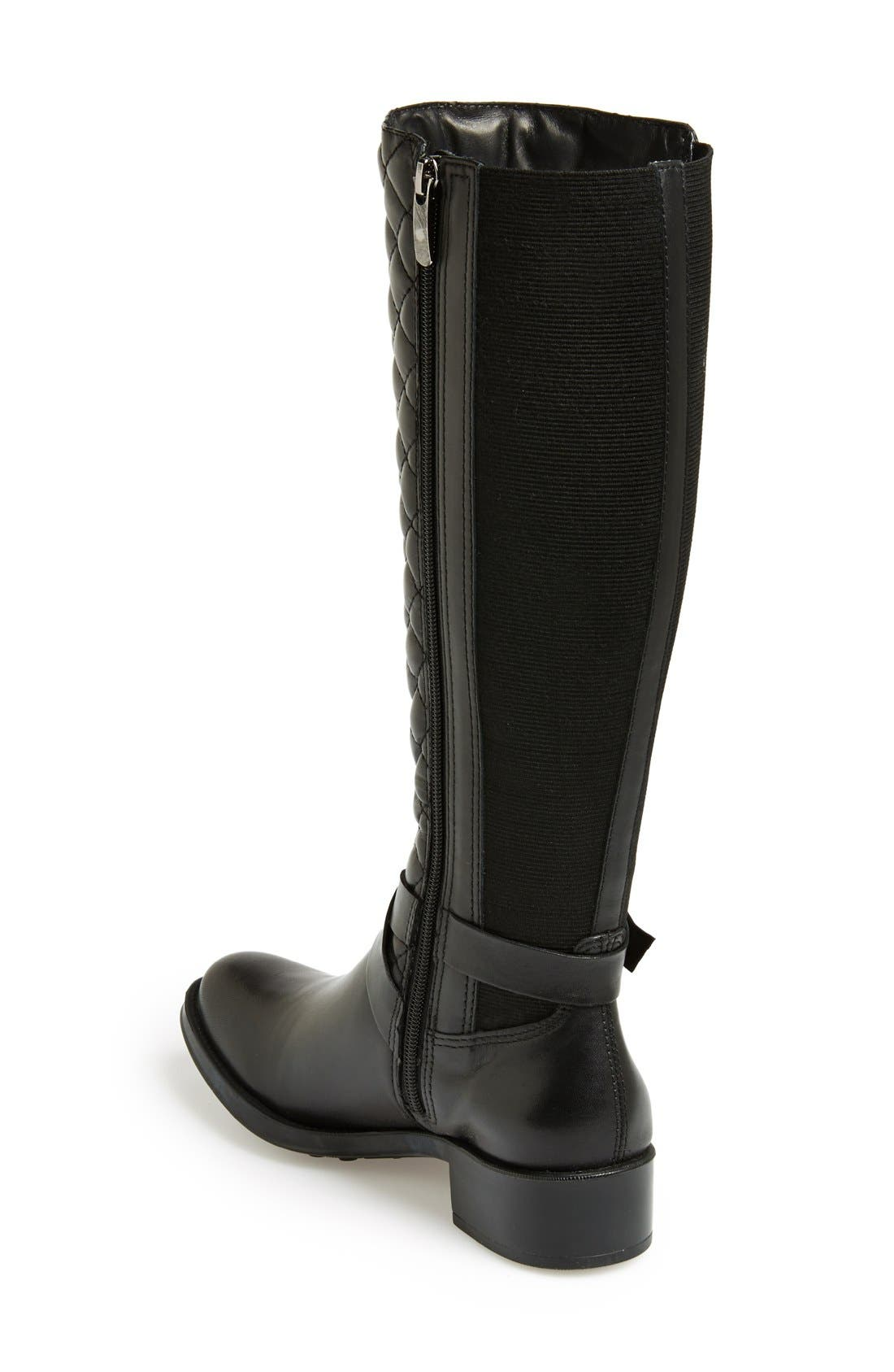 Alternate Image 2  - André Assous 'Seabiscuit' Waterproof Quilted Boot (Women)