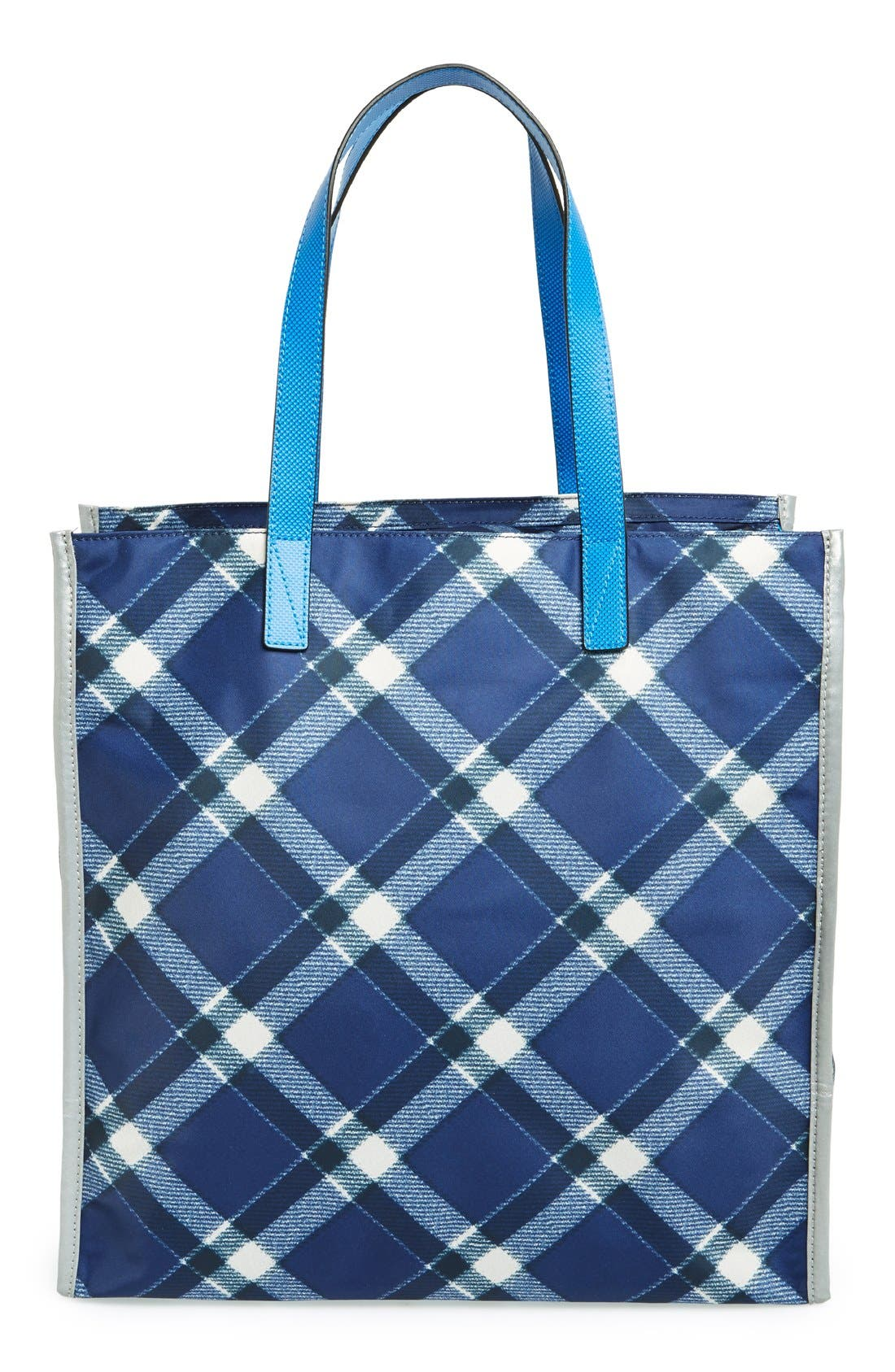Alternate Image 4  - MARC BY MARC JACOBS 'Marc It Plaid' Tote