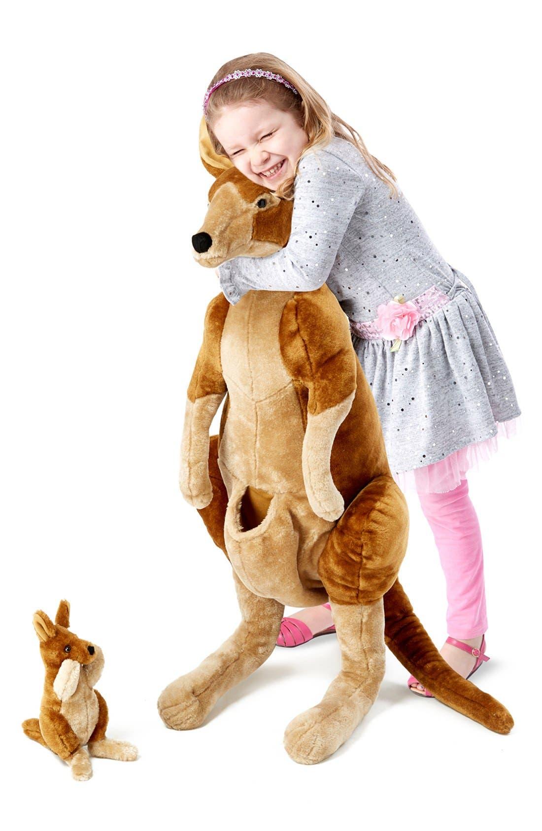 Oversized Kangaroo,                             Alternate thumbnail 2, color,                             Brown