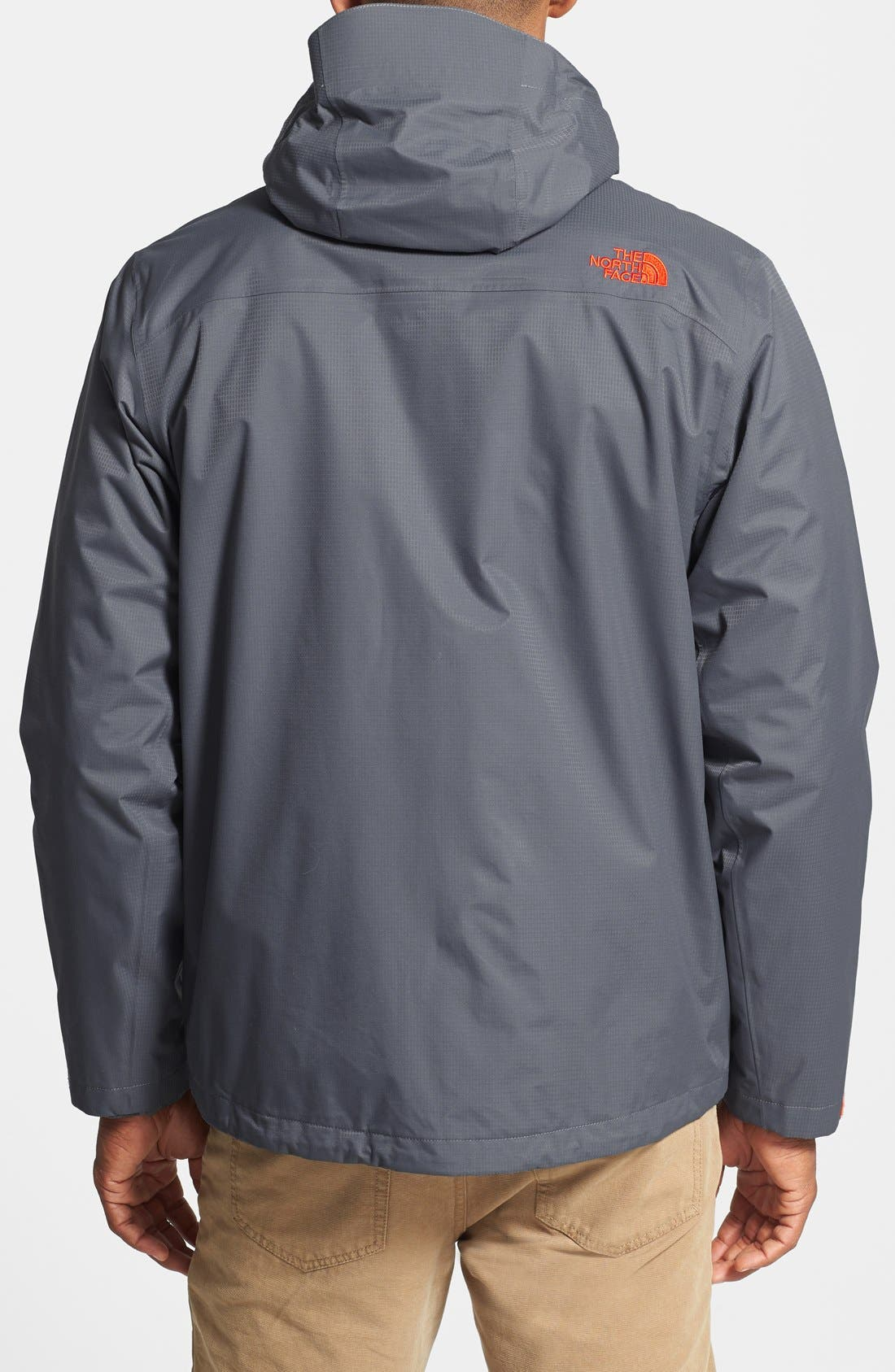 Alternate Image 2  - The North Face 'Canyonwall TriClimate' 3-in-1 Waterproof Hooded Jacket