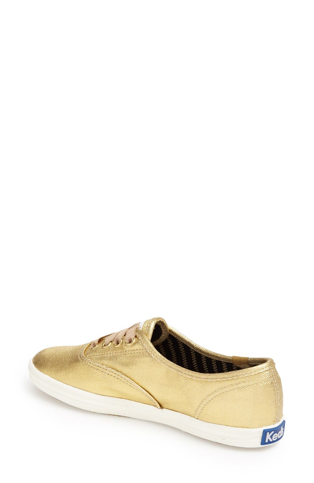Alternate Image 2  - Keds® 'Champion - Metallic' Sneaker (Women)