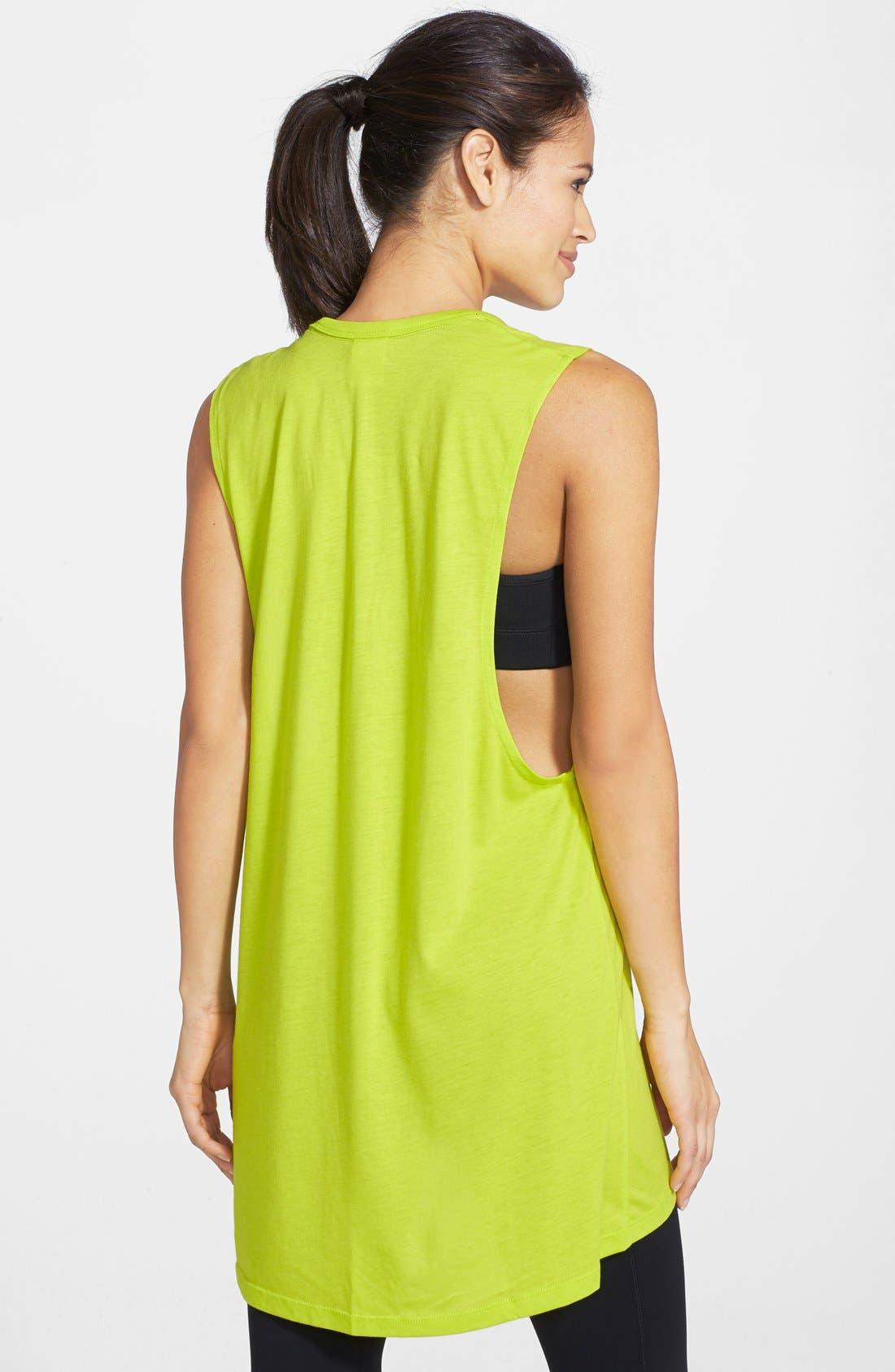 Alternate Image 2  - Nike 'Signal' Muscle Dress