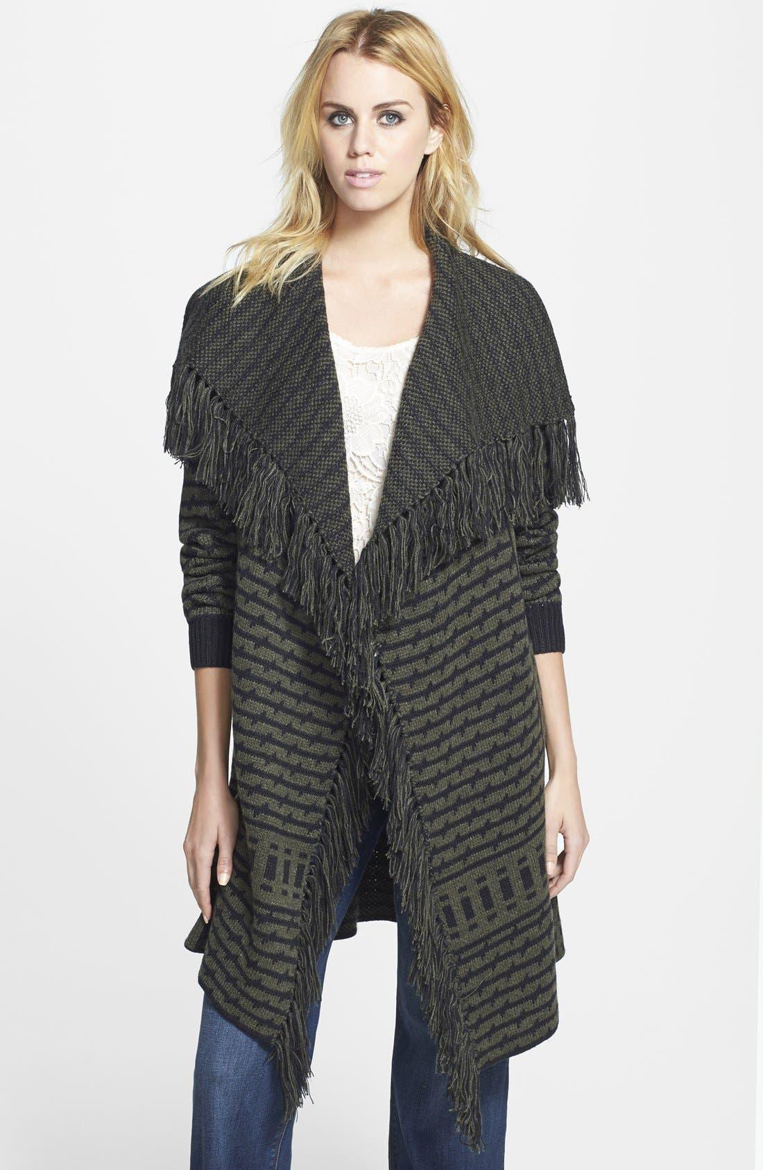 Alternate Image 1 Selected - Leith Blanket Cardigan