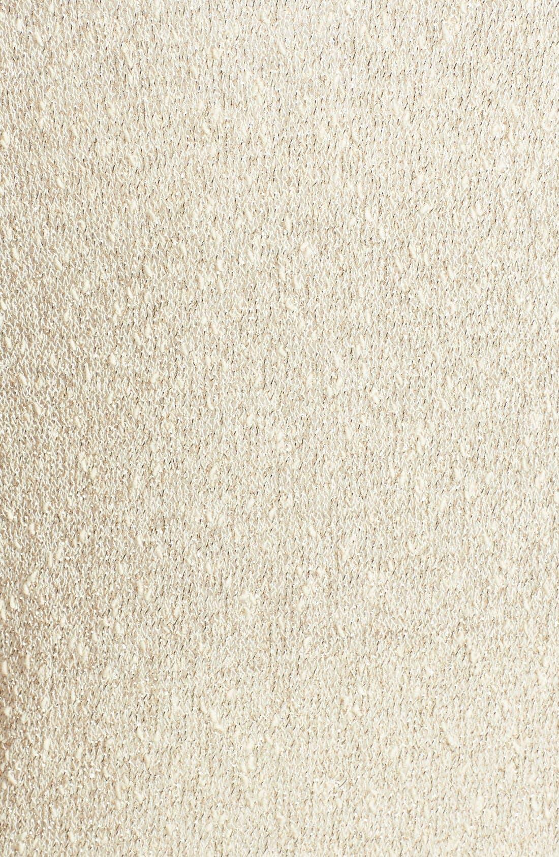 Alternate Image 3  - Tommy Bahama 'Pelosa' Metallic Knit Pullover