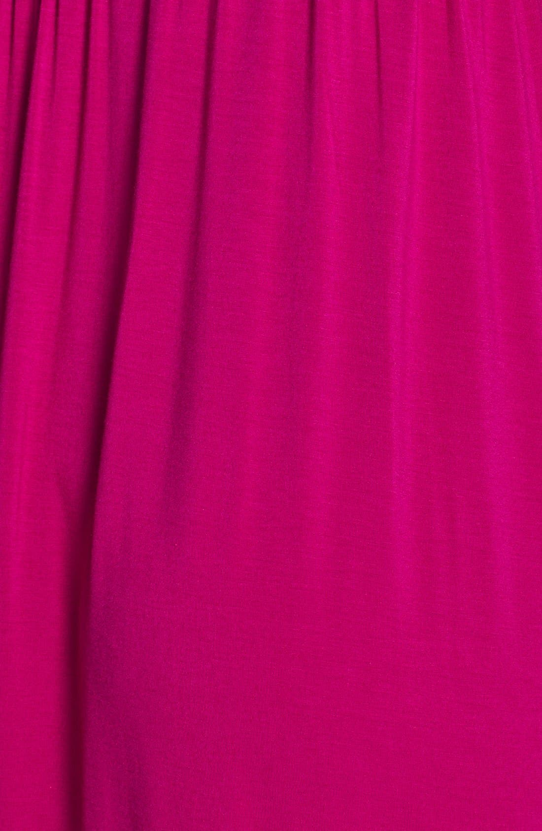 Alternate Image 3  - Donna Karan Liquid Jersey Empire Waist Nightgown