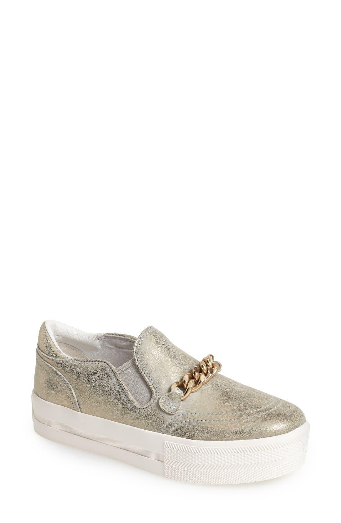 Alternate Image 1 Selected - Ash 'Joe' Platform Sneaker (Women)