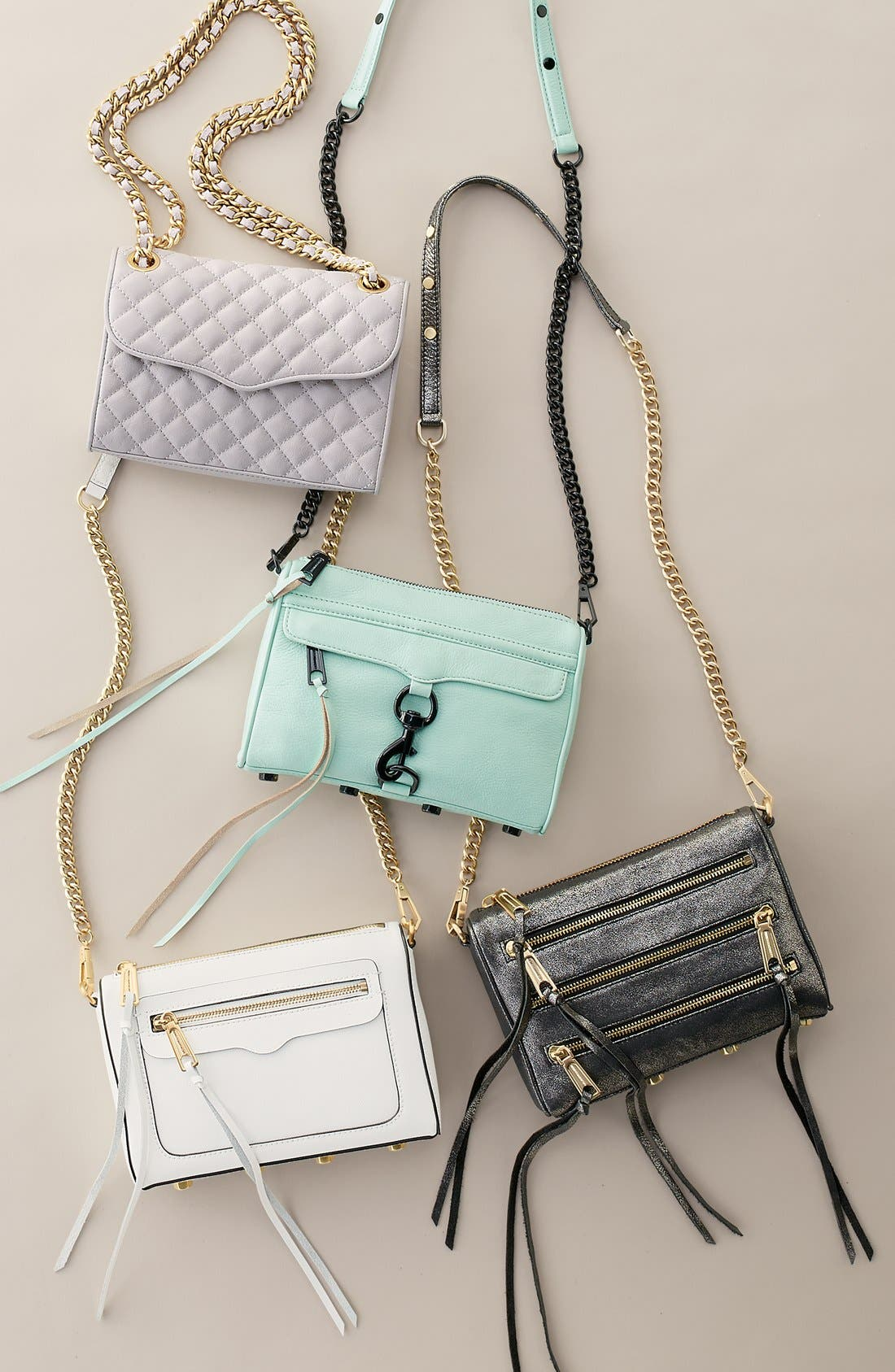 Alternate Image 7  - Rebecca Minkoff 'Avery' Crossbody Bag