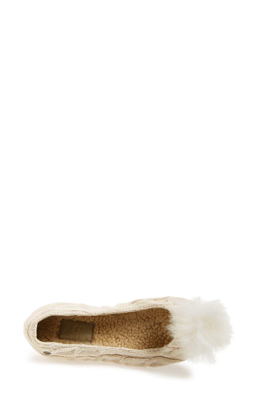 Alternate Image 3  - UGG® Australia 'Andi' Slipper (Women)