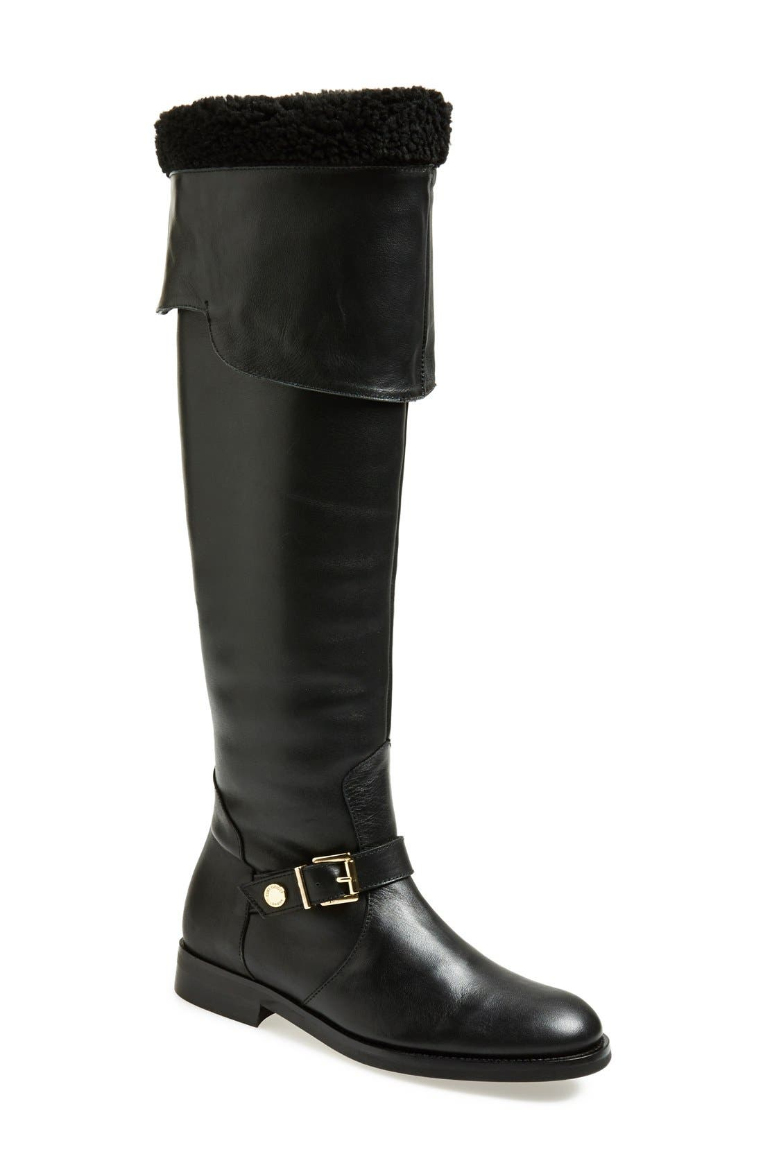 Alternate Image 5  - Kurt Geiger London 'Rowland' Over the Knee Boot (Women)